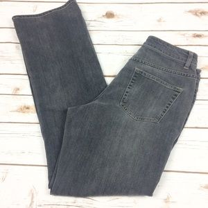 Coldwater Creek gray jeans